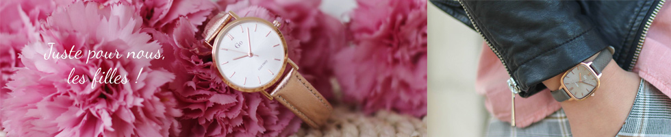 Montres GO GIRL ONLY