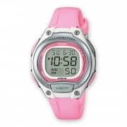 Montre Casio fille digitale rose LW-203-4AVEF