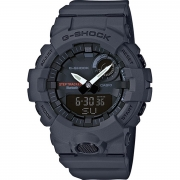 Montre Casio G-Shock GBA-800-8AER grise Bluetooth