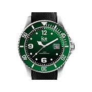 Montre Ice Watch Ice steel green