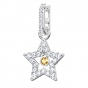 Charm Swarovski Collection Remix Star