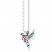 Collier Thomas Sabo Colibri multicolore